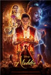 Aladdin (2019) bluray Poster
