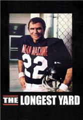 The Longest Yard (1974) bluray Poster