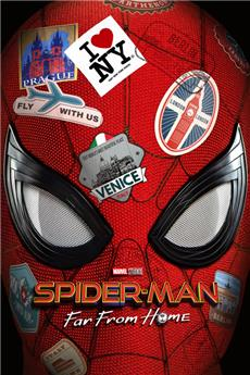 Spider-Man: Far from Home (2019) 4K Poster