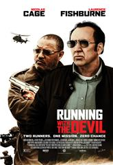 Running with the Devil (2019) bluray Poster