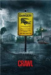 Crawl (2019) bluray Poster