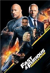 Fast & Furious Presents: Hobbs & Shaw (2019) bluray Poster