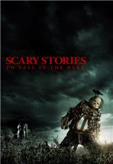 Scary Stories to Tell in the Dark (2019) bluray Poster