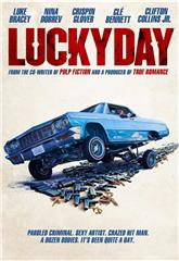 Lucky Day (2019) bluray Poster