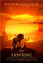 The Lion King (2019) 3D Poster