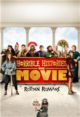 Horrible Histories: The Movie - Rotten Romans (2019) 1080p bluray Poster