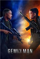 Gemini Man (2019) bluray Poster