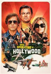 Once Upon a Time ... in Hollywood (2019) 4K Poster