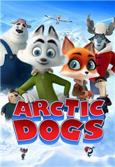 Arctic Dogs (2019) 1080p bluray Poster