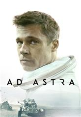 Ad Astra (2019) 4K Poster