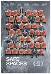 Safe Spaces (2019) bluray Poster