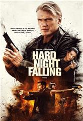 Hard Night Falling (2019) bluray Poster