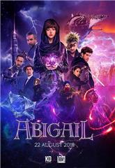 Abigail (2019) bluray Poster