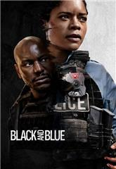 Black and Blue (2019) bluray Poster