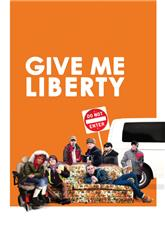 Give Me Liberty (2019) bluray Poster