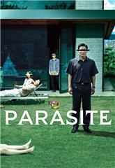 Parasite (2019) 4K bluray Poster