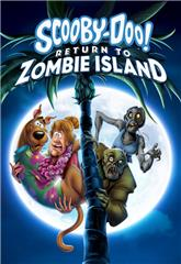 Scooby-Doo: Return to Zombie Island (2019) 1080p Poster