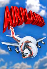 Airplane! (1980) 1080p bluray Poster