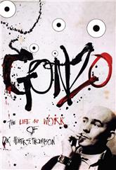 Gonzo: The Life and Work of Dr. Hunter S. Thompson (2008) web Poster