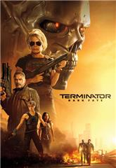 Terminator: Dark Fate (2019) bluray Poster