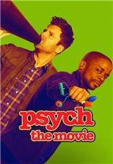 Psych: The Movie (2017) web Poster