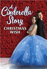 A Cinderella Story: Christmas Wish (2019) bluray Poster