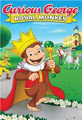 Curious George: Royal Monkey (2019) 1080p web Poster