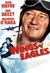 The Wings of Eagles (1957) 1080p web Poster