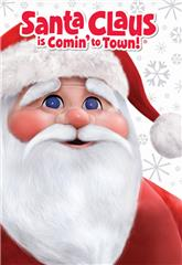 Santa Claus Is Comin' to Town (1970) bluray Poster