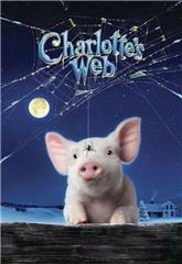 Charlotte's Web (2006) bluray Poster