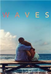 Waves (2019) web Poster