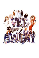 Vice Academy (1989) bluray Poster