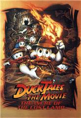 DuckTales the Movie: Treasure of the Lost Lamp (1990) Poster
