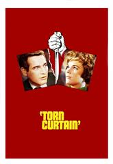 Torn Curtain (1966) bluray Poster