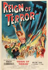 Reign of Terror (1949) bluray Poster