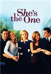 She's the One (1996) 1080p bluray Poster