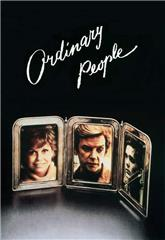 Ordinary People (1980) bluray Poster