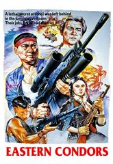 Eastern Condors (1987) bluray Poster