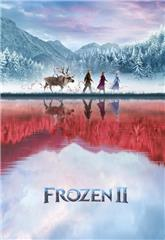 Frozen II (2019) bluray Poster