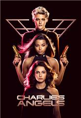 Charlie's Angels (2019) 4K bluray Poster