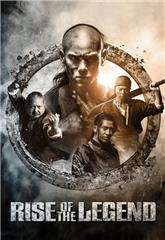 Rise of the Legend (2014) bluray Poster