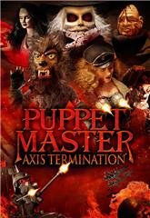 Puppet Master: Axis Termination (2017) bluray Poster