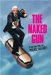 The Naked Gun: From the Files of Police Squad! (1988) bluray Poster