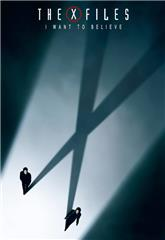 The X Files: I Want to Believe (2008) bluray Poster