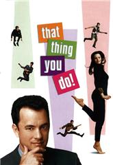 That Thing You Do! (1996) bluray Poster