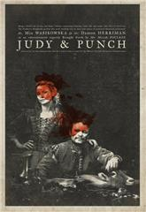 Judy & Punch (2019) bluray Poster