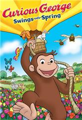Curious George Swings Into Spring (2013) 1080p web Poster
