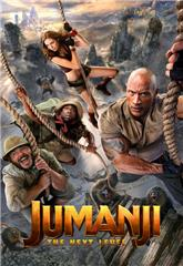 Jumanji: The Next Level (2019) 1080p bluray Poster