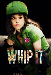 Whip It (2009) bluray Poster