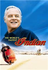 The World's Fastest Indian (2005) bluray Poster